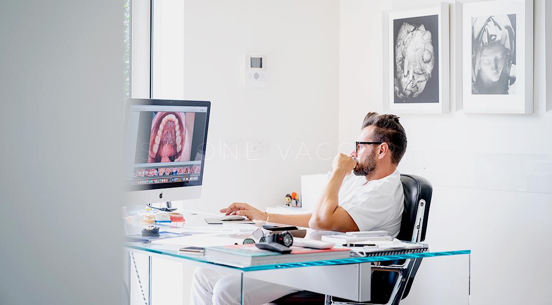 specialista in estetica dentale